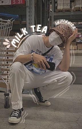 milk tea by injunniez