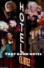 That damn hotel // AMERICAN HORROR STORY HOTEL\\ by gleekashell