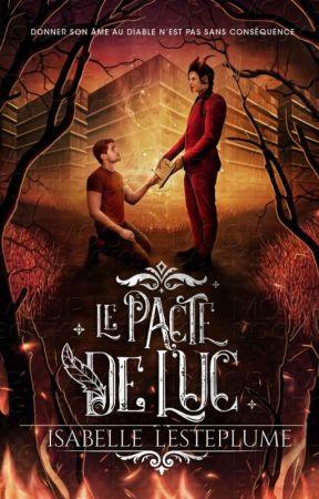 Le Pacte de Luc (BxB) by Chocolat-Mashmalow