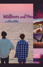 Wildflowers and Moonlight |VMin| by AngelsVMin