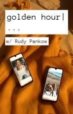 Golden Hour   Rudy Pankow by LiasMaybank