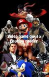 Video Game Guys X Chubby Reader Oneshots  cover