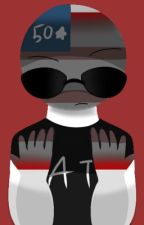 Fading | CountryHumans America  by _Some_Person_2