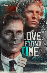 LOVE BEYOND TIME ¹┊steve rogers cover