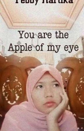 You are the Apple of my eye by Febykartika07