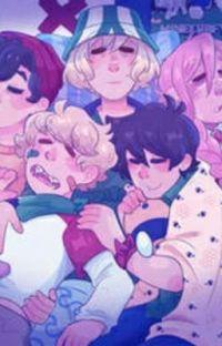 The Hybrids (SleepyBois Fantasy/Au) cover