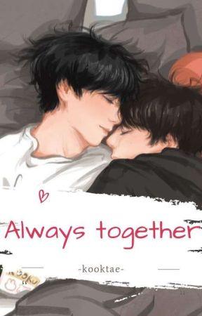 """""""Always Together"""" by kookie_tae19"""