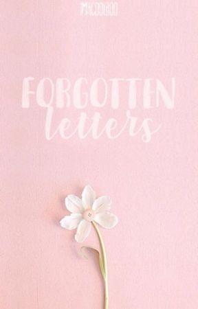 Forgotten Letters   L. Patterson by _venusgxrl_