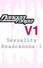 Sexuality headcanons Daganronpa V1 by CelestiaLundenburned