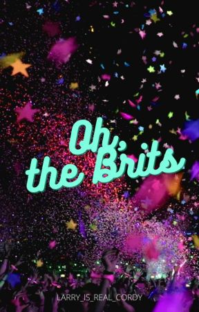 Oh, the Brits-One Direction Reunion one shot by larry_is_real_cordy