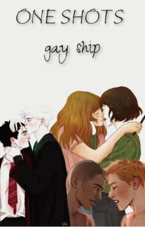 One shots   HP gay ship [+18] by _fiflak