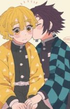 I think I might-  a Tanjiro x Zenitsu  story by sidthecoffeequeen