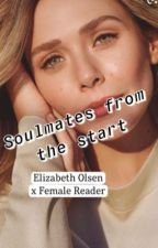 "Elizabeth Olsen x Female Reader(""Soulmates from the start"") by wandastan"