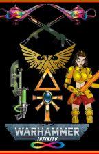 Warhammer Infinity by HippyHollowSaiyan