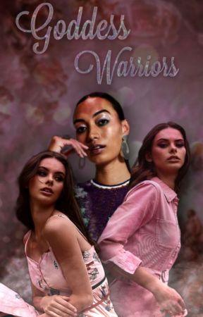 Goddess Warriors | PJO by -igaiguess