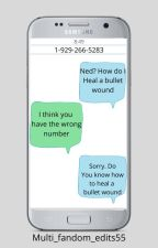 Wrong Number? by Multi_fandom_edits55