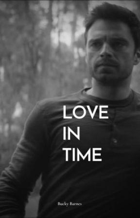 Love in time-{Bucky Barnes} by dorkymanfs