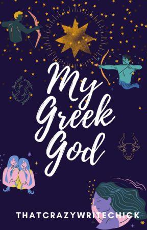 My Greek God by thatcrazywriterchick