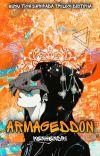 ARMAGEDDON [Trilogi Distopia #3]  cover