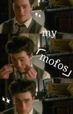 my mofos | james potter by okqueen55555