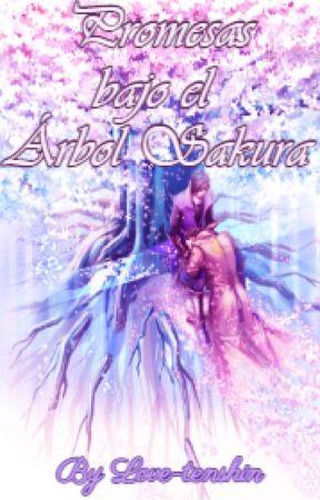 Promesas bajo el Árbol Sakura [OMEGAVERSE] by Love-tenshin