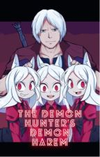 The demon hunter's demon harem (dante! Male reader x  helltaker harem) by otaku_gamer_writer
