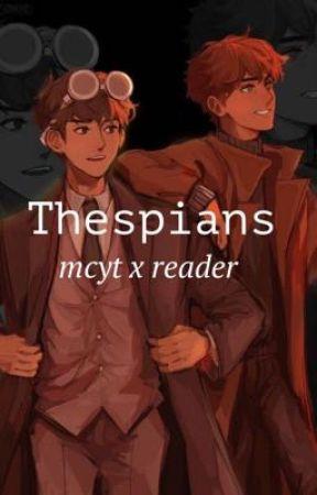 Thespians|mcyt x reader by pleppie