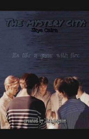 Skye Cairn || nct dream au by lina_engzen