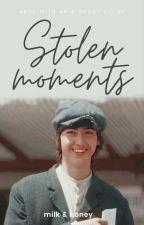 Anne with an E: Stolen Moments (Jerry Baynard X Diana Barry) by milkhoneyxx