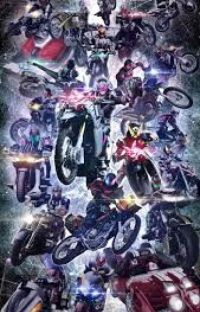Anime React To Y/N's Multiverse As A Kamen Rider And Other Stuff cover