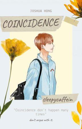 Coincidence | Joshua Hong by sleepycaffein
