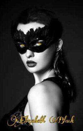 Elizabeth Black - Por trás da máscara by sorvetinhoxyz