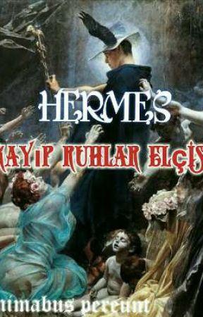 Hermes by Unutulan0063