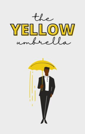 the yellow umbrella by leolantsov
