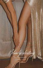 Bloody Destiny    Chris Evans +18 by KingaBarnes