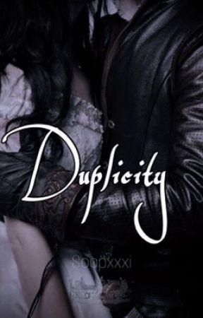Duplicity by soapxxxi