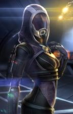 Beauty Behind the Mask: Tali x Male Reader by TheMacDaddy12345