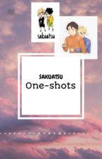 (Sakuatsu) •Oneshots• by Blake579