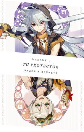 "🗺""Tu Protector""🐺 (Razor x Bennett) by Madame_lovecute"