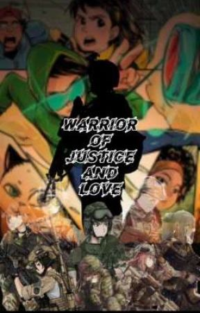 warrior of justice and love by Lia_Sf705