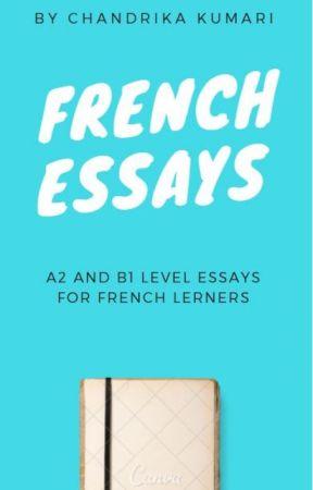 French Essays by 123dreamstoeies
