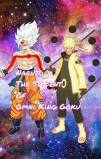 Naruto The Student Of Omni Goku by MUIGoku99