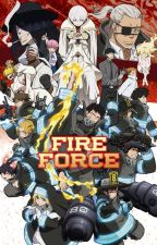 Fire Force x Male Reader (Breathing Style Included) by Memerzss