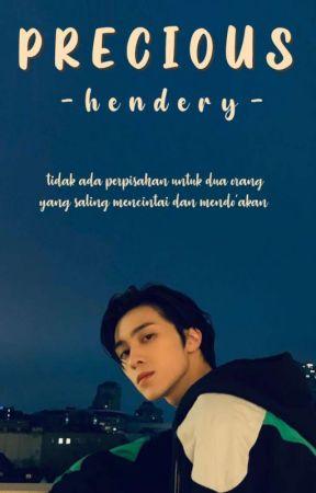 Precious - Hendery by ttyongiibo