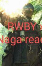 RWBY x Naga reader  by Ghost-Samurai99
