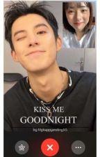 KISS ME GOODNIGHT by Myhappyending95
