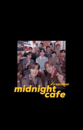 midnight cafe. by krucious