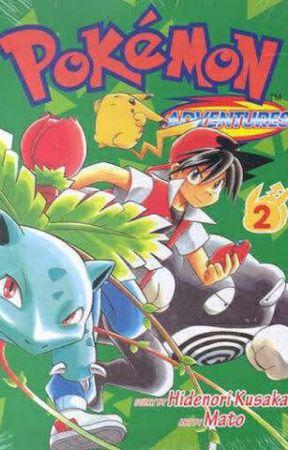 Pokémon Adventures: Tomo 2 by -DexHolder-Whi-Two-