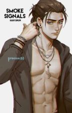 Smoke Signals // Eren x Reader 18+ by haikyumum