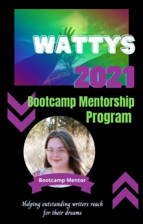 Wattys 2021 Bootcamp Mentor by SabrinaBlackburry